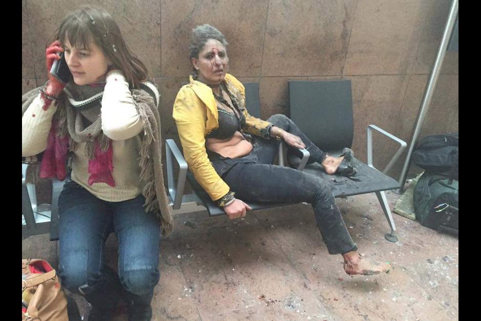 El 22 de marzo de 2016, Bruselas sufrió un atentado terrorista. (Foto: Archivo)
