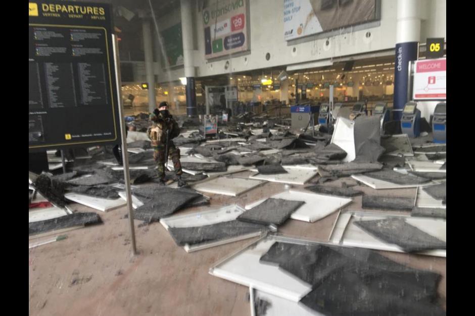 35 personas perdieron la vida en Bruselas durante el ataque terrorista. (Foto: Archivo)