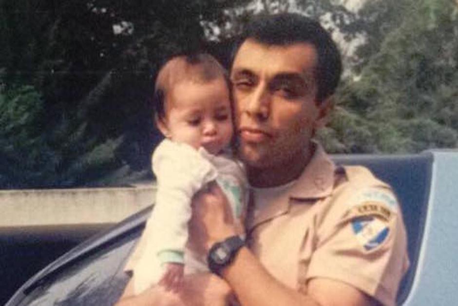La hija de Byron Lima escribió un mensaje en redes sociales para despedirse de su padre. (Foto: Facebook/Andrea Alejandra Lima)