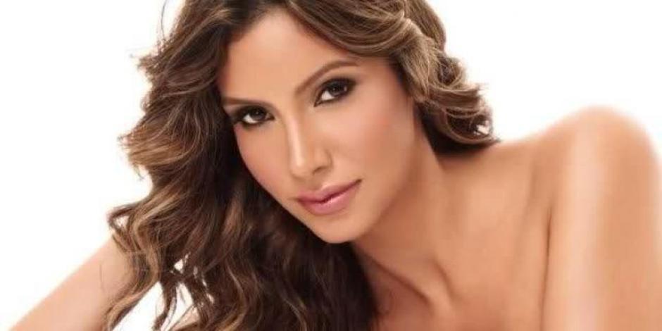 Alba Reyes, Miss Puerto Rico 2004 se declara en quiebra. (Foto: EFE)