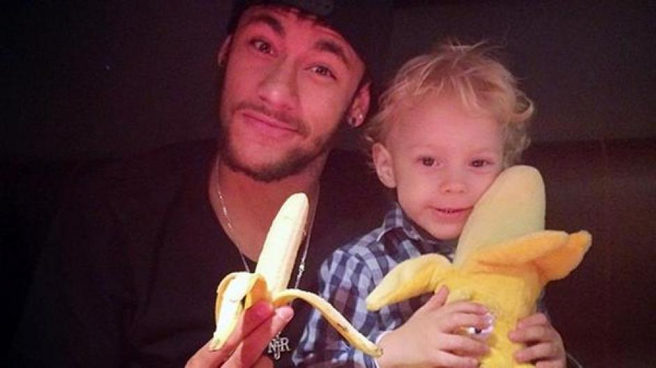 neymar contra el racismo foto