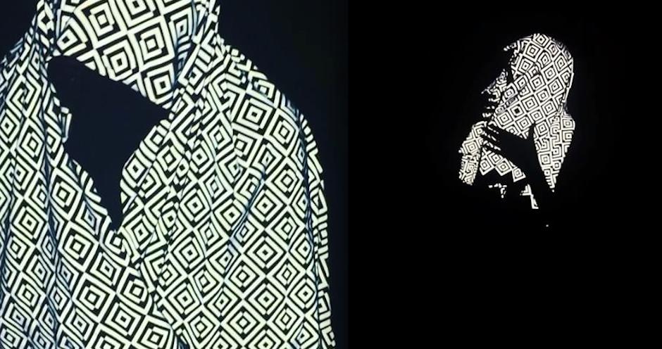 Esta es una bufanda creada para repeler a los Paparazzis. (Foto: ishu scarves)