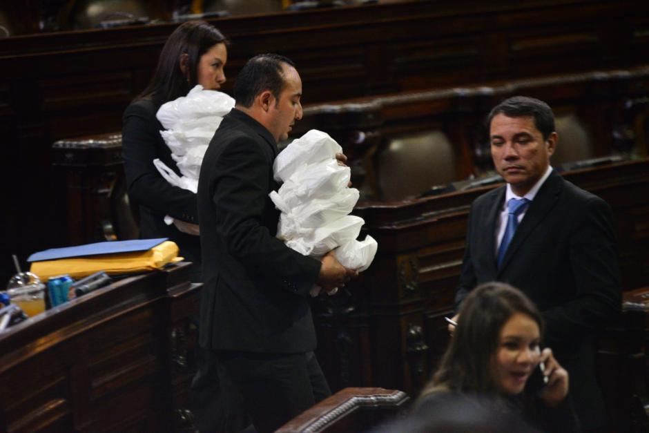 El diputado Rudy Pereira fue citado por la Junta Directiva del Congreso por el caso de la gobernadora de Alta Verapaz. (Foto: Jesús Alfonso/Soy502)