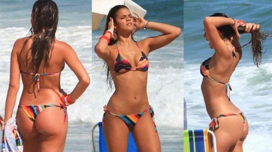 Bruna Marquezine es considerada una de las mujeres más bellas de Brasil. (Foto: Twitter)