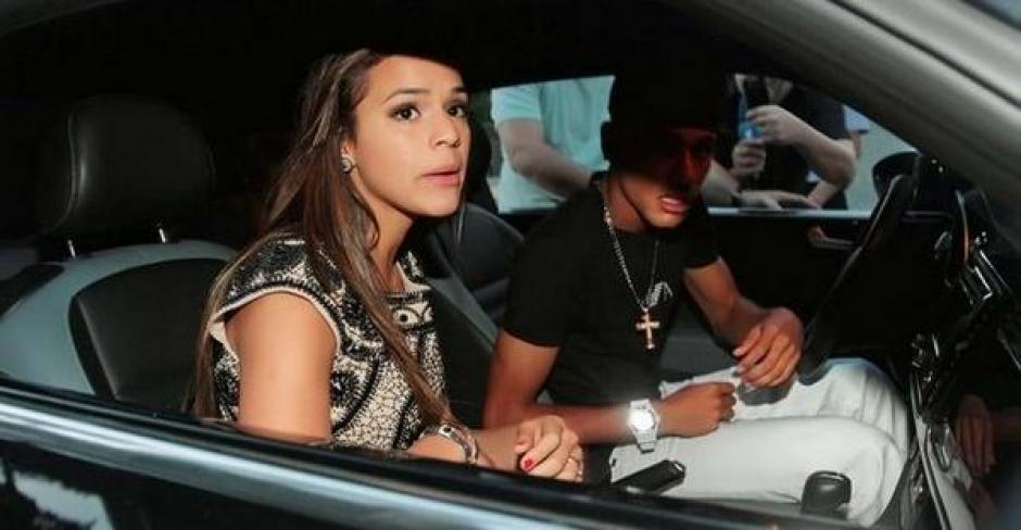 Ney y Bruna parecen ser el uno para el otro. (Foto: Twitter)