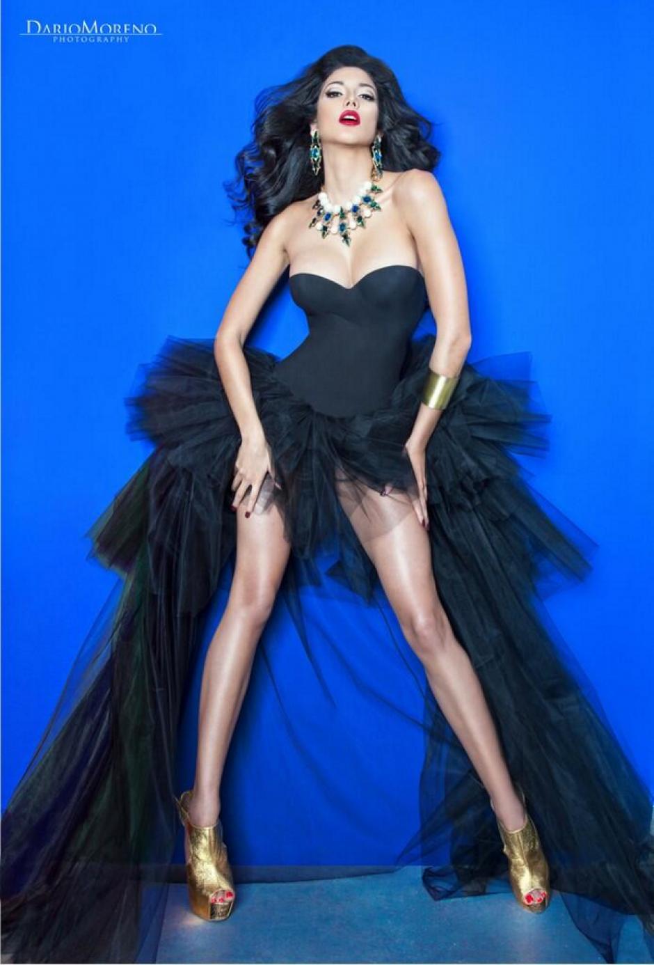Giosue Cozzarelli, la Miss Panamá que dijo que Confucio inventó la Confusión está mejor que nunca. (Diario Moreno)