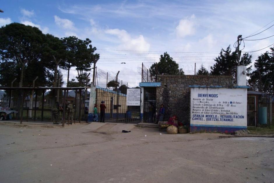 La Granja Penal de Cantel, ubicada en Quetzaltenango. (Foto: @Erick Colop100)