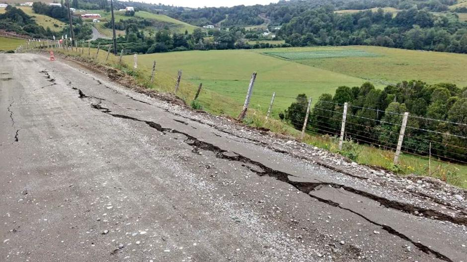 El sismo se sintió a las 11H22 hora local (Foto: Twitter)