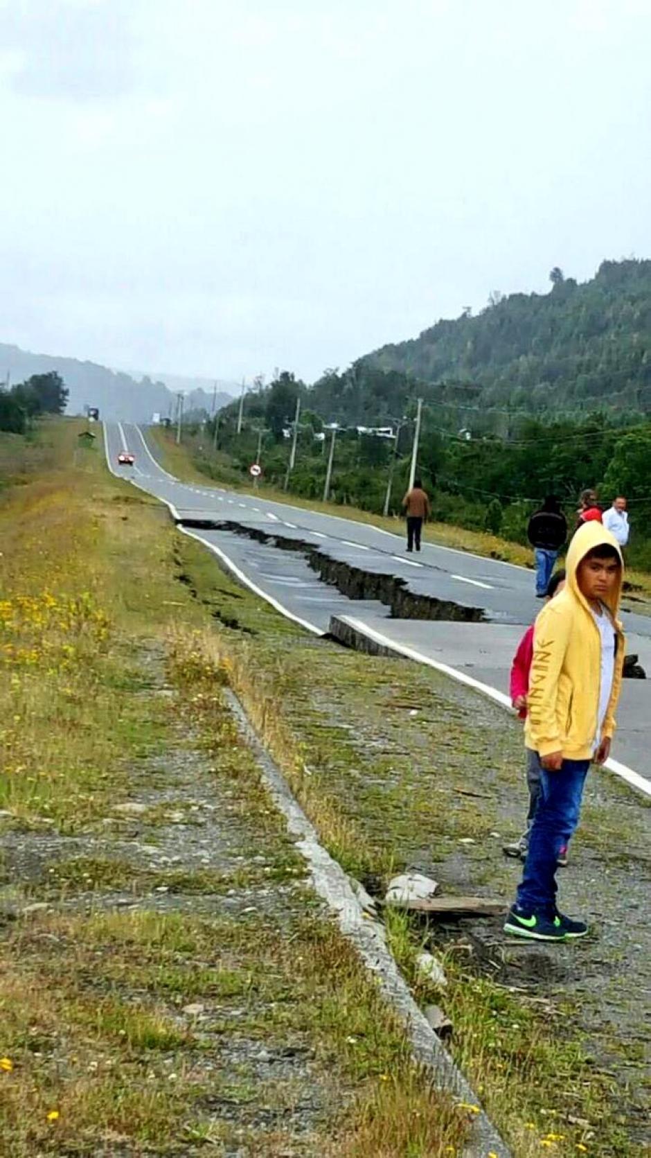 Chile es uno de los países más sísmicos del mundo y ha puesto en marcha una estricta norma de construcción antisísmica. (Foto: Twitter)