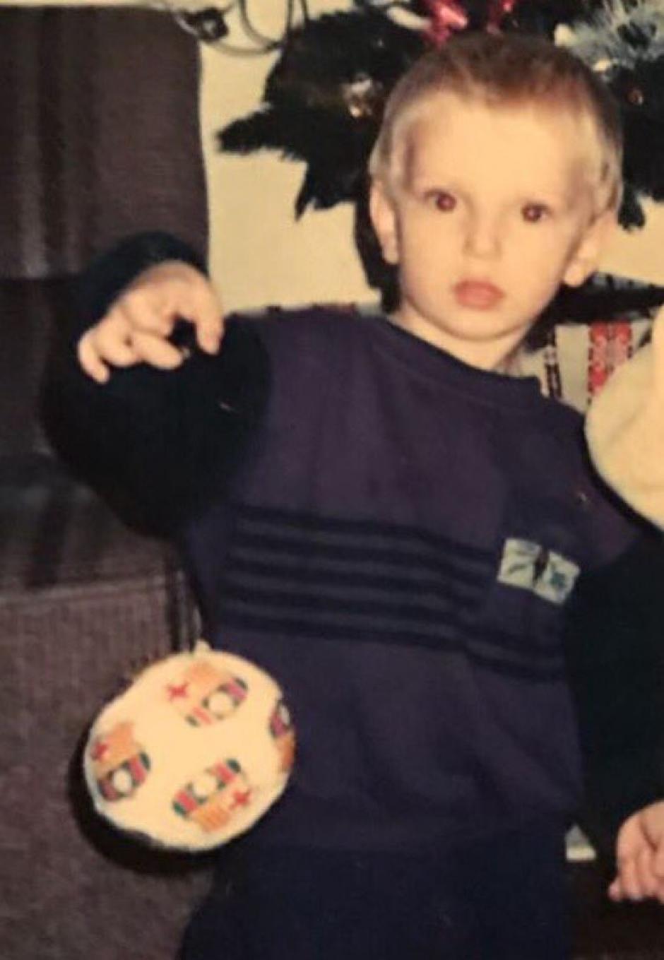 Desde pequeño Ivan Rakitić ya era seguidor del FC Barcelona. (Foto: Twitter)