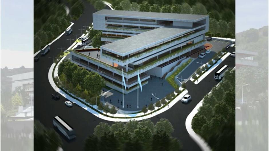 El nuevo edificio municipal ya cuenta con un terreno para la obra. (Foto: Edwin Escobar)