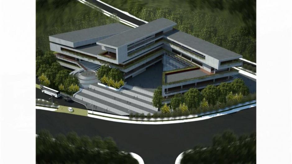 Además del edificio municipal, también tendrá centro de convenciones. (Foto: Edwin Escobar)