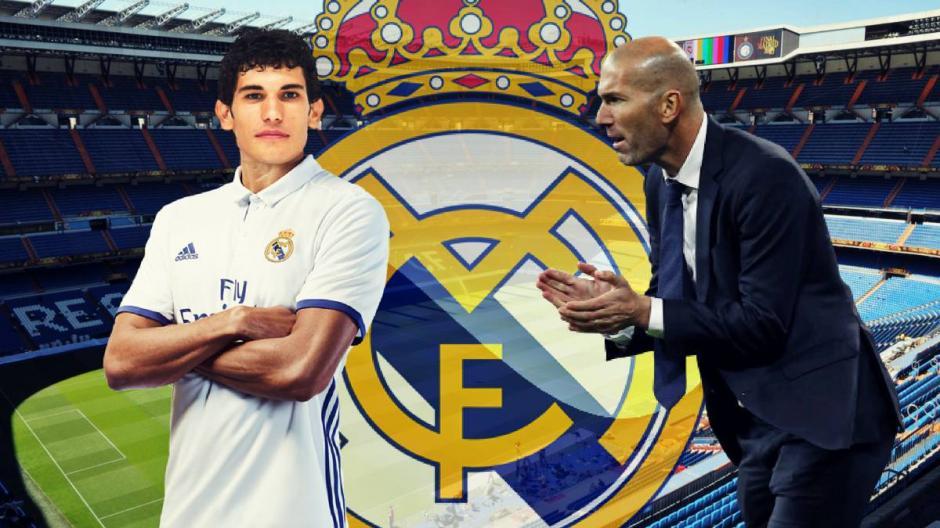 A Zidane le gusta mucho el juego y carácter de Jesús Vallejo. (Foto: Twitter)
