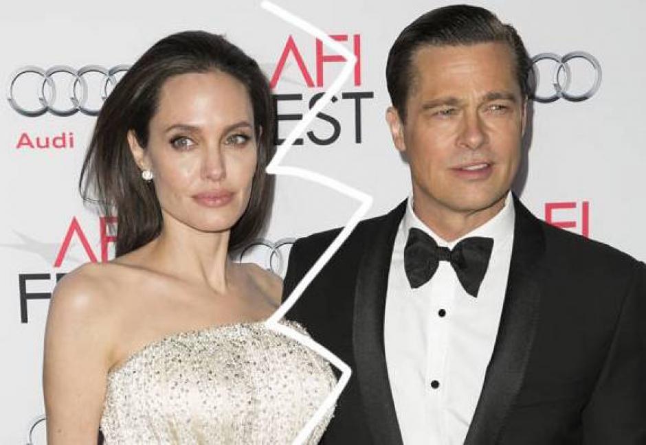 Brad Pitt y Angelina Jolie están separados desde hace un tiempo. (Foto: Twitter)