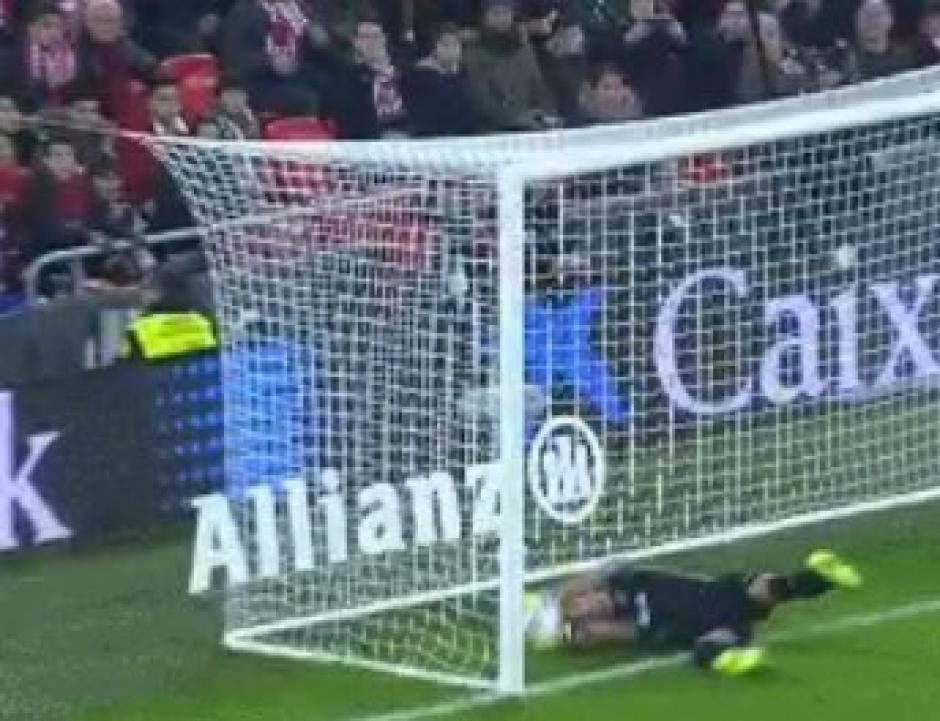 Messi consiguió su primer gol de 2017. (Foto: Twitter)