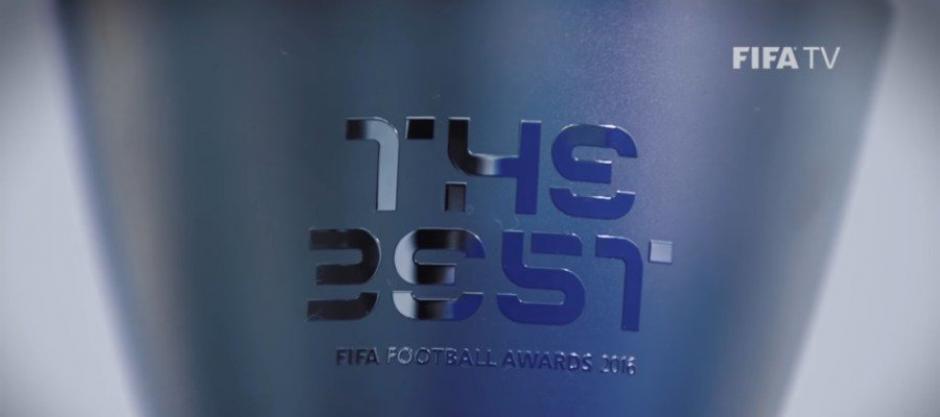 The Best fue instaurado este año por la FIFA. (Foto: FIFA)