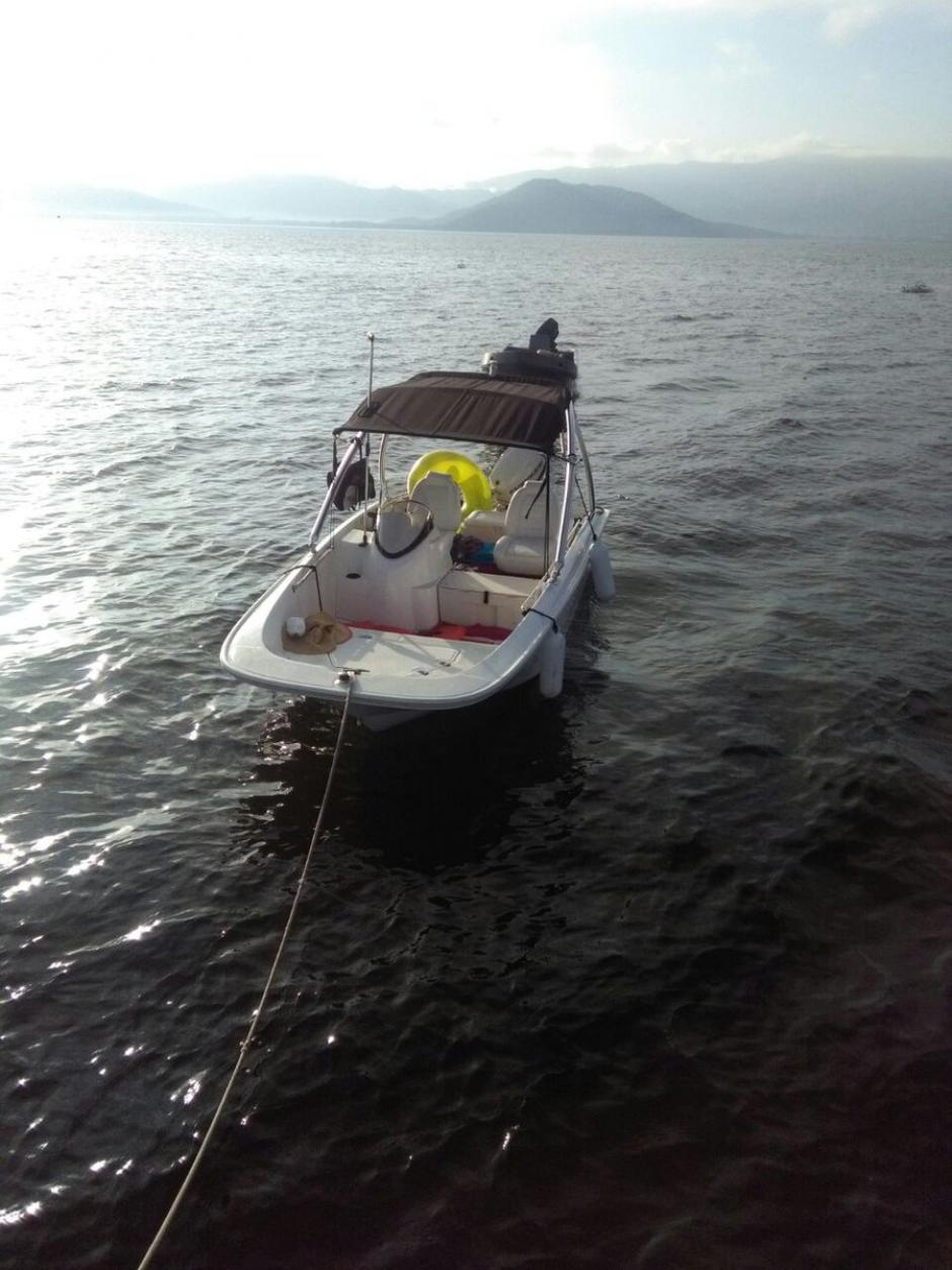 Estuvieron 15 horas a la deriva. (Foto: Infantería de Marina)