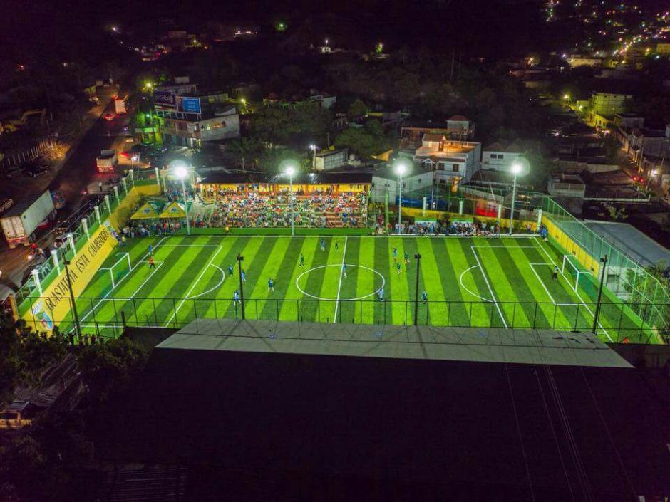 Guastatoya será sede del primer Mundial de Fútbol 7. (Foto: IFA7)