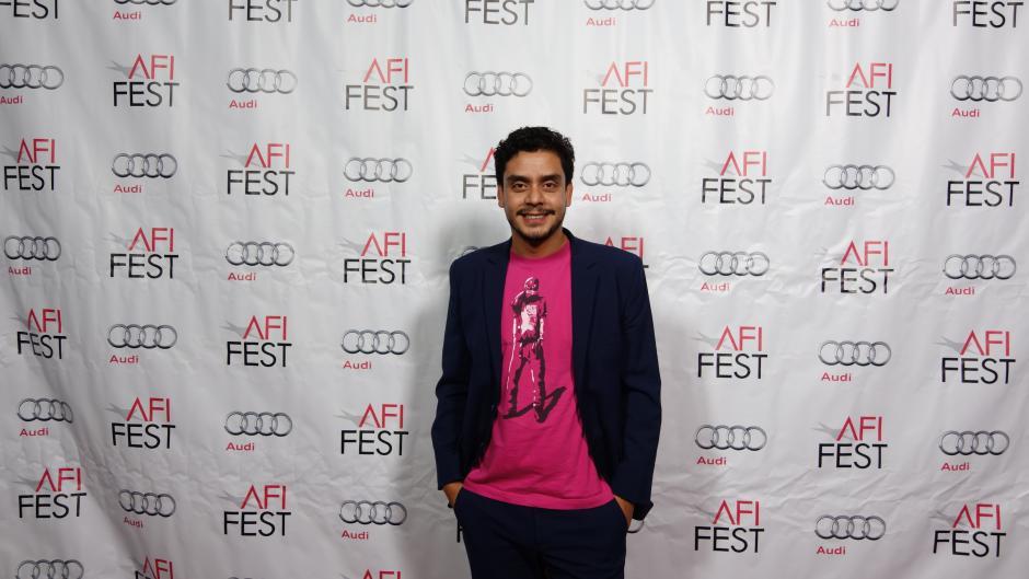 Jayro Bustamante agradeció el apoyo de las personas que han visto la película en diversos festivales. (Foto: LAK/KZR Images)