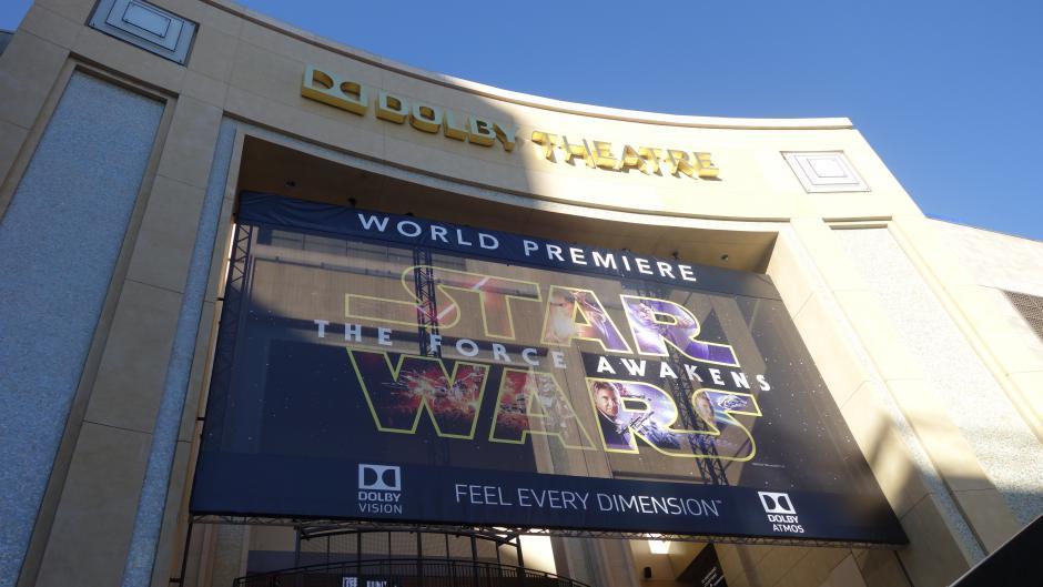 La película fue proyectada simultáneamente en tres cines. (Foto: LUIS KEZZER / KZR Images)