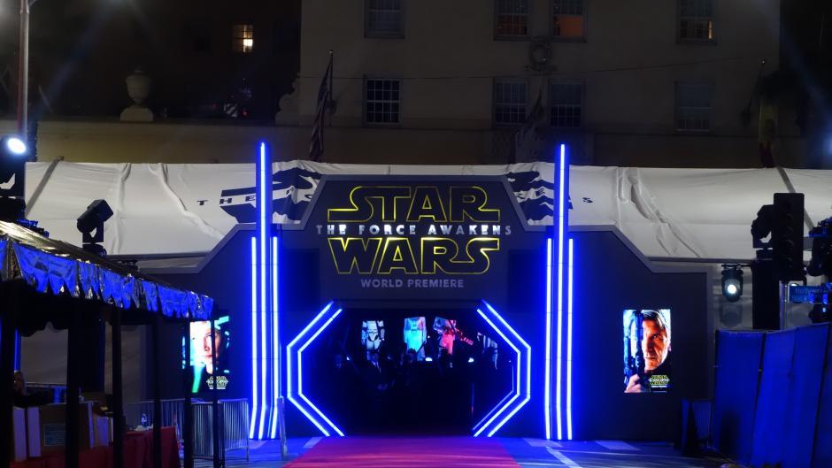 Disney no escatimó en gastos, con una inversión de más de 4 millones de dólares.(Foto: LUIS KEZZER / KZR Images)