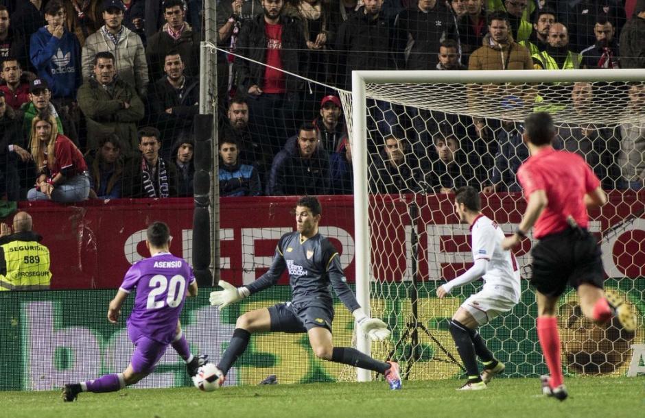 Asensio marcó el gol de la jornada en la Copa del Rey. (Foto: Twitter)