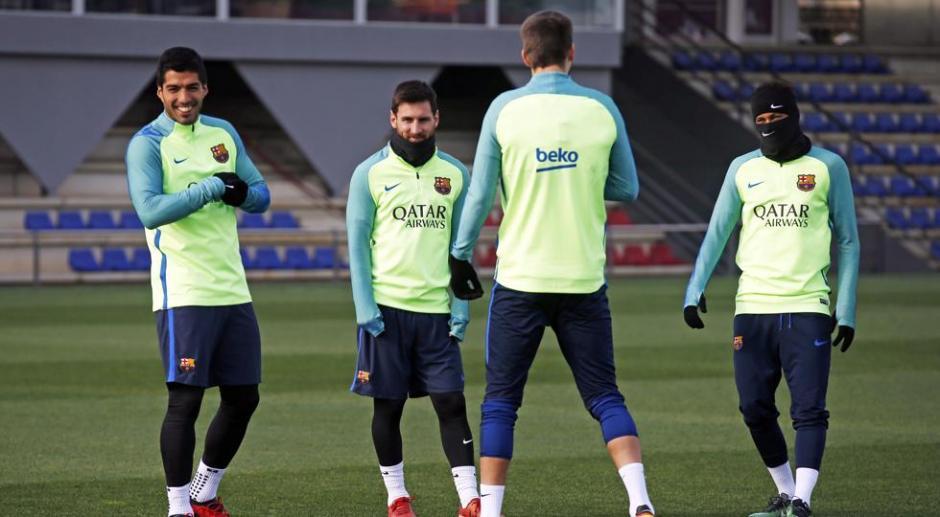 Messi y el FC Barcelona aun no inician el camino a la renovación. (Foto:Twitter)