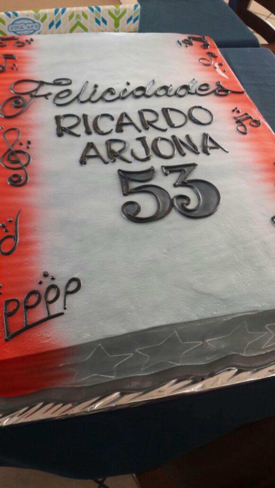 Ricardo Arjona nació el 19 de enero de 1964. (Foto: Twitter)
