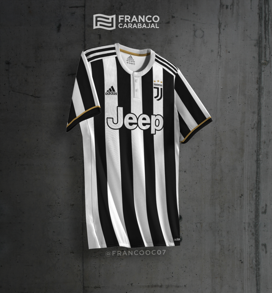 nuevo logo de la juventus revoluciona el calcio italiano soy502. Black Bedroom Furniture Sets. Home Design Ideas