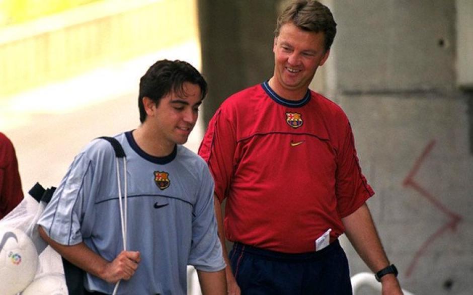 En el FC Barcelona van Gaal vivió una gran época. (Foto: Twitter)