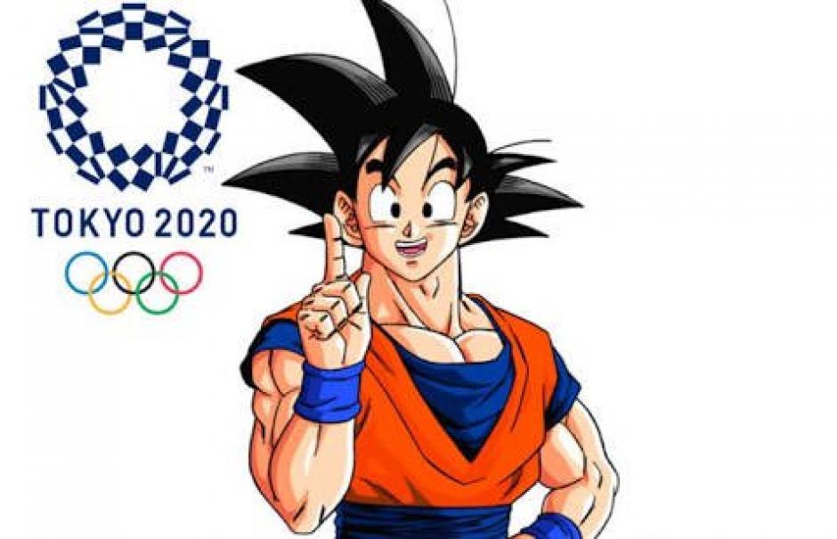 Gokú y los Juegos Olímpicos una fusión impresionante. (Foto: Twitter)