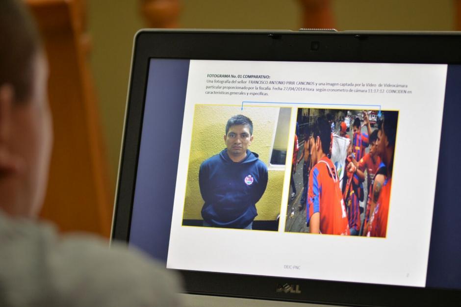 Francisco Pirir fue capturado el año pasado y enfrenta juicio por homicidio. (Foto: Wilder López/Soy502)