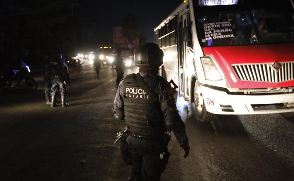 La autoridades mexicanas desplegaron un gran operativo para dar con el narcotraficante. (Foto: Twitter)