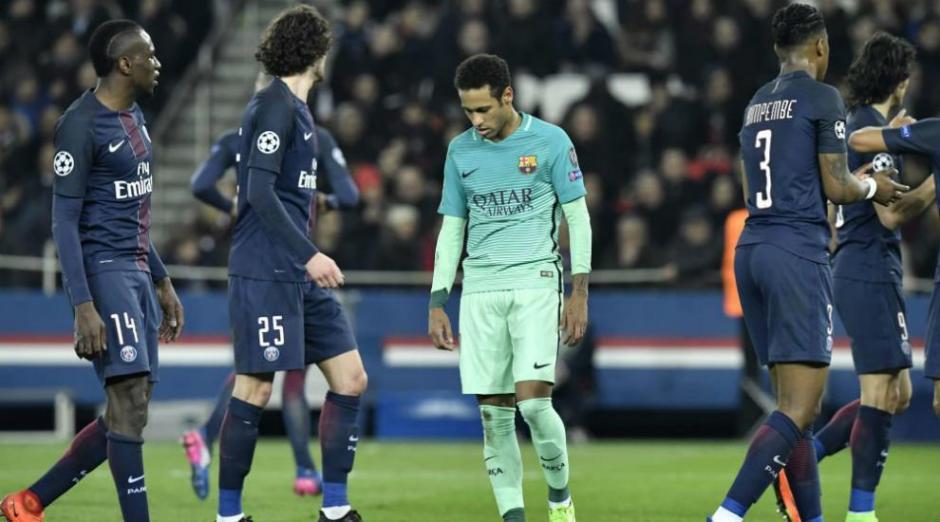 FC Barcelona hipotética eliminación champions foto