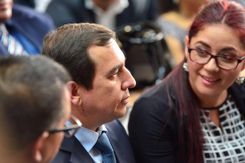 Según las autoridades, Julio Aldana se encargaba de realizar los pagos de Roxana Baldetti.  (Foto: Wilder López/Soy502)