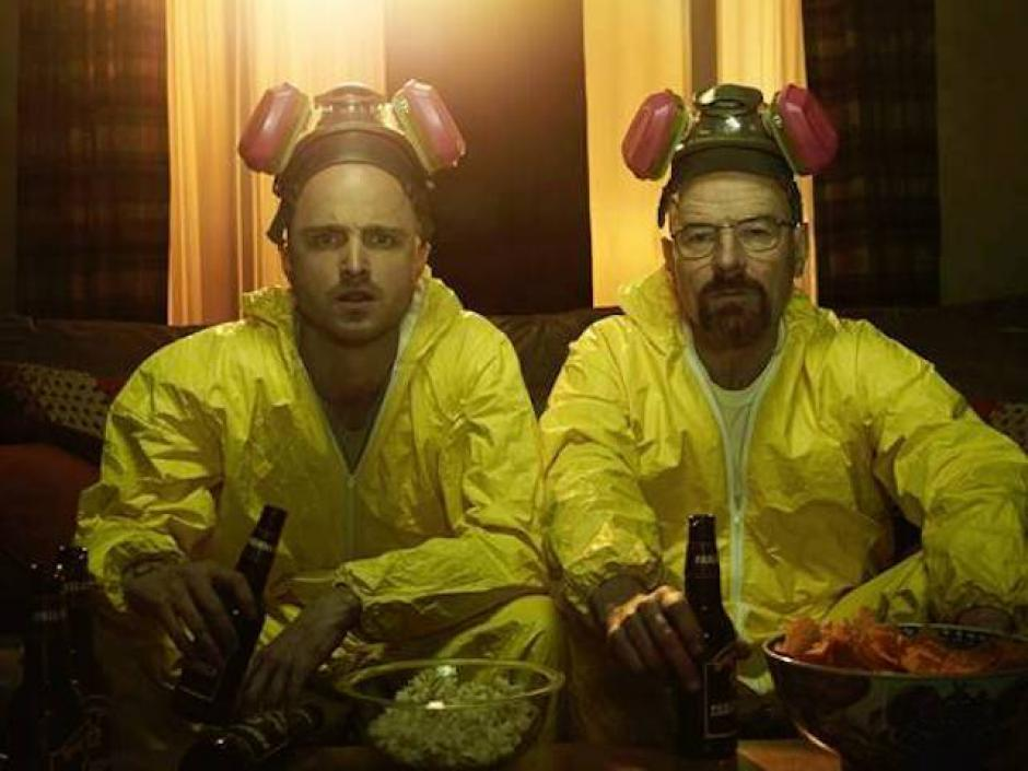 "Fan transforma las 5 temporadas de ""Breaking Bad"" en una película de dos horas. (Foto: Twitter)"