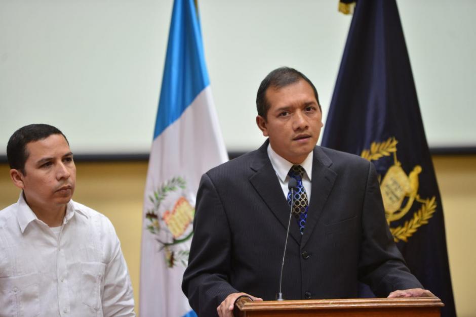 El Ministro de Gobernación anunció que fueron trece personas muertas. (Foto: Jesús Alfonso/Soy502)