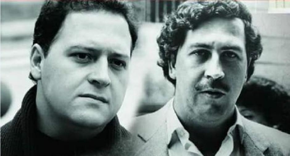 Sebastián Marroquín, el hijo de Pablo Escobar. (Foto: Twitter)