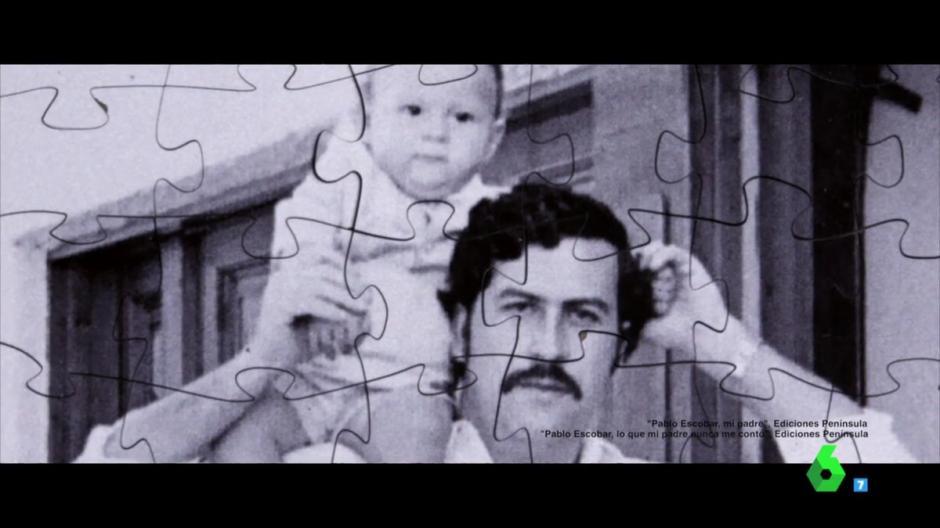 Pablo Escobar enseñó a su hijo a no consumir drogas. (Foto: Twitter)