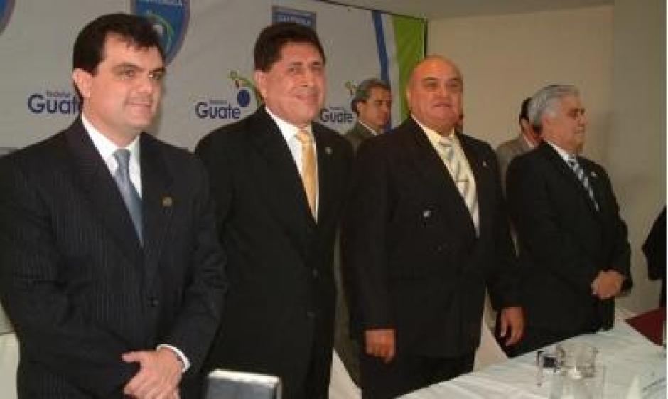 Exmiembros del Comité Ejecutivo de Brayan Jiménez aspiran a dirigir nuevamente la Fedefutbol. (Foto: Twitter)