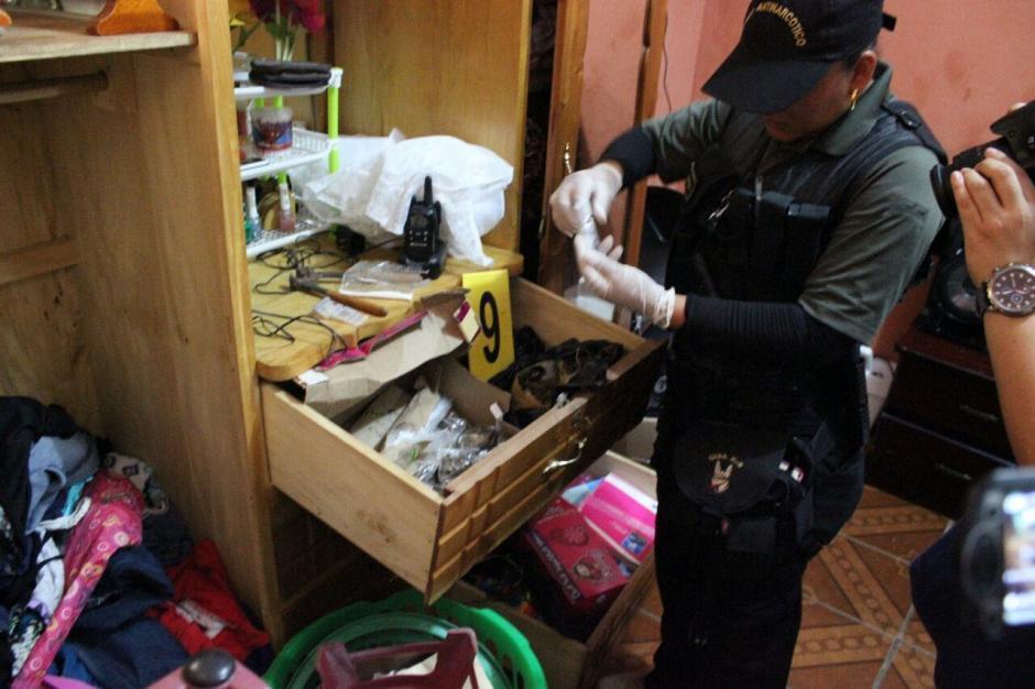 Según las investigaciones la estructura se dedicaba al tráfico de personas. (Foto: PNC)