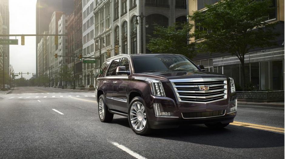 El Cadillac Escalade es una camioneta de lujo con motor V8 de 6.2 litros. (Foto: Cadillac)