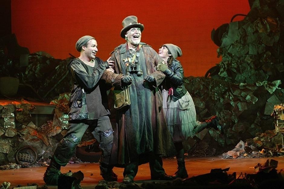 Caesar ha participado en importantes musicales de Broadway. (Foto: broadwayworld.com)