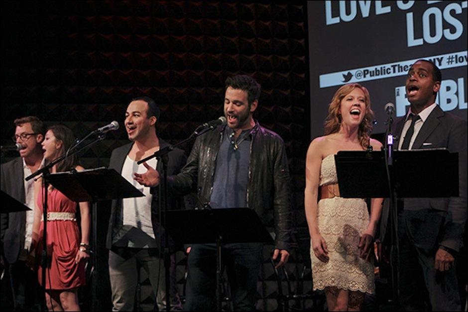 Caesar tiene múltiples facetas como actor y cantante. (Foto: playbill.com)