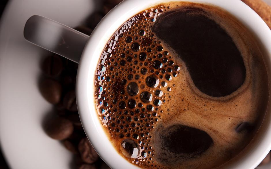 La cafeína es un ingrediente activo del café. (Foto: bestfon.info)