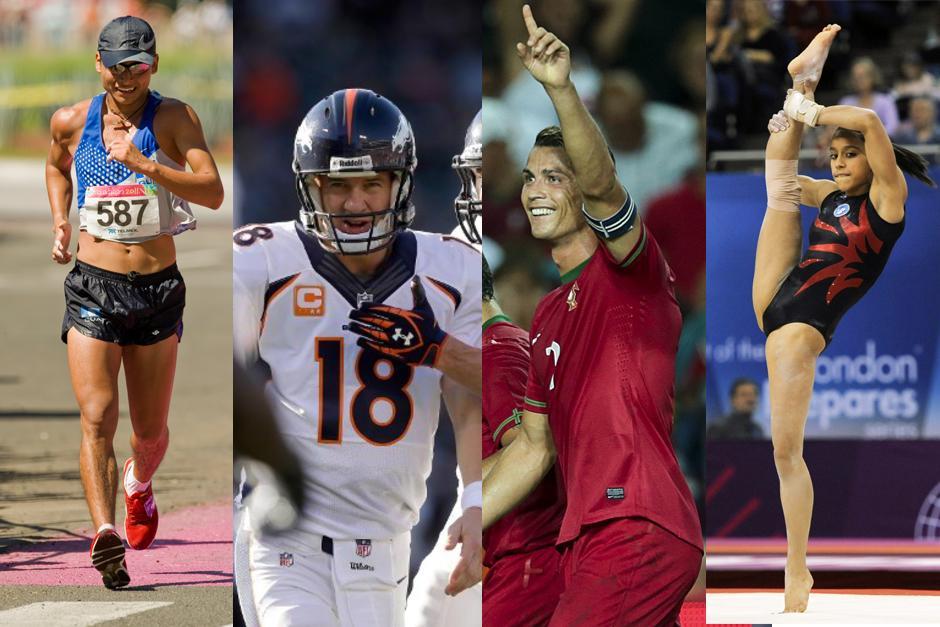 El 2014 viene cargado con todo tipo de actividades deportivas para todos los gustos.