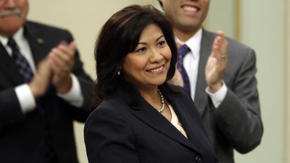 La guatemalteca Norma Torres ganó su reelección en la Cámara de Representantes en Estados Unidos. (Foto: Fox Latino)