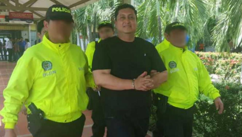 El empresario John Jairo Torres, que está preso desde hace once días por urbanización ilegal, ganó la alcaldía de Yopal, Colombia. (Foto:www.lapatilla.com)