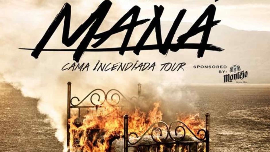 """El disco más reciente de Maná se titula """"Cama Incendiada"""" (Foto: Telemundo)"""