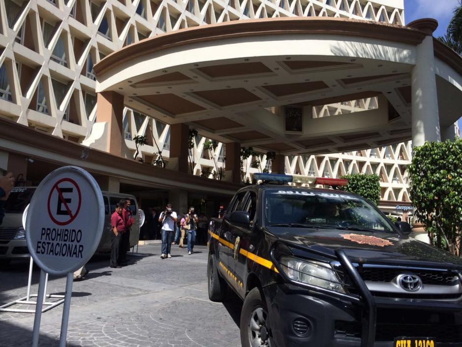 Los responsables del Hotel pagaron la deuda con la SAT. (Foto: Roberto Caubilla/Soy502)